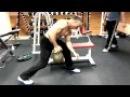 Качаем спину широчайшие мышцы ГИРЯ