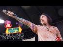 Falling In Reverse - Bad Girls Club LIVE! @ Warped Tour 2016