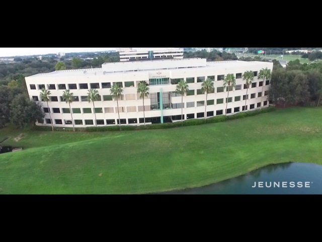 Jeunesse Building Generation Young