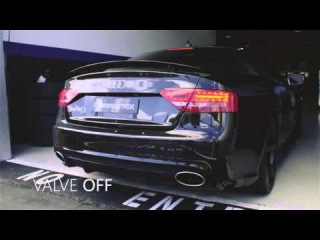 Audi RS5 Coupé w/ Armytrix Cat-Back Valvetronic Exhaust By Mode Auto Concepts