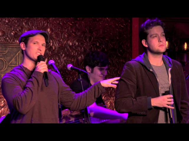 Drew Gasparini Andrew Kober -- The Bro Duet by Alexander Sage Oyen