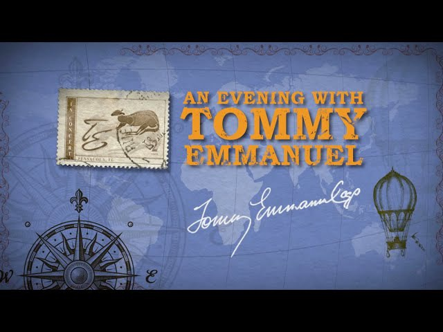Live and Solo In Pensacola, Florida | Live | Tommy Emmanuel