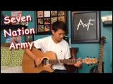 Seven Nation Army - Fingerstyle Guitar