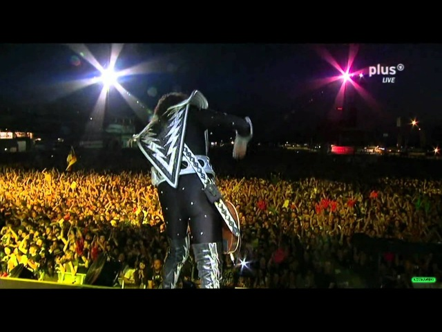 KISS - Let Me Go, Rock And Roll [ Rock am Ring,Sonic Boom over Europe 2010 ]
