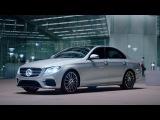 "New E-Class TV commercial ""The Future"" - Mercedes-Benz original"