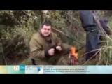 Как развести огонь из мокрых дров