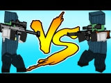 Barret VS BCC. Эпичная Реп Битва!