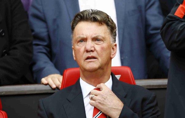"Луи ван Гал: ""Манчестер Юнайтед"" должен побеждать ""Сток Сити"""