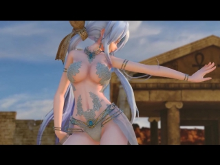 【mmd】yowane haku cleopatra[ follow the leader ]【60fps_1080p】