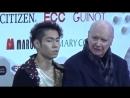 GPF2015 Barcelona Daisuke Murakami FS KissCry