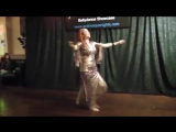 Razia Star Belly Dance at Arabesque Nights, London