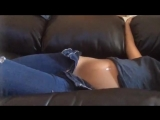 Hip Rolling, Belly Rolling, Belly Fetish - Belly Fetish - Belly Play