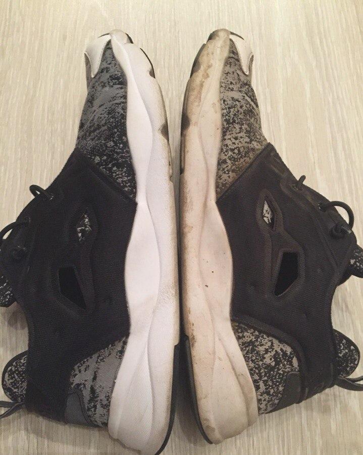Solemate чистит кроссовки