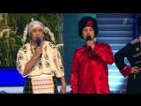 КВН 2016. Высшая лига. Третья 1/8 финала. Музыкальное домашнее задание. «Азия Mix» (Бишкек)