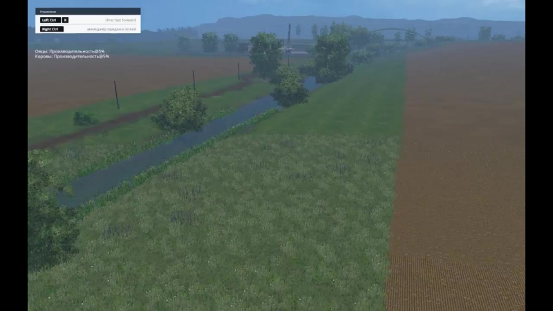 FarmingSimulator2015 Совхоз Родина! обзорчик
