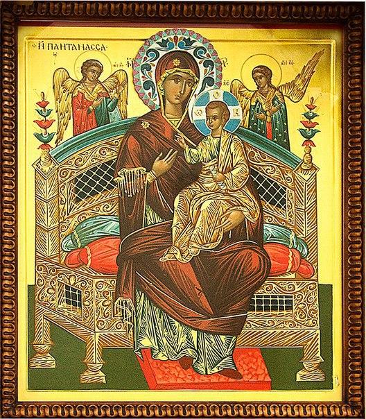 Икона Божией Матери Всецарица – величайшие чудеса исцеления