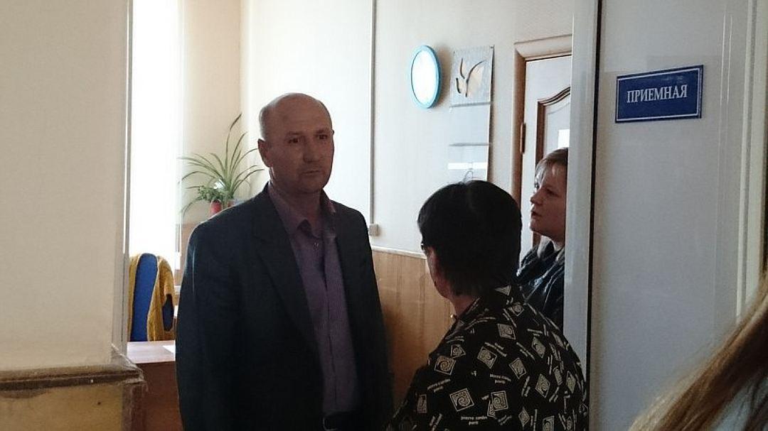 Глава администрации Федоровского сельского поселения, задержавший пенсионера с обрезом