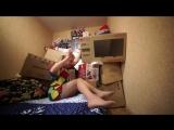 Ленинград- Экспонат.Пародия на лабунеты.Leningrad. Exhibit. Russian girl eager to fuck