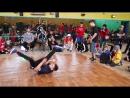 JUNIORS BATTLE за 3 место : Носов Макар vs Bboy JayWeed