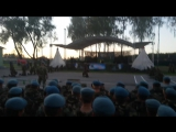 Показуха 2016. Разведка 317 батальон