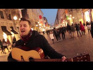 Українські народні пісні в Мілані!