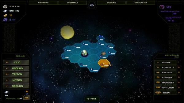 Sector 724  (2016) PC | Ранний доступ - Скриншот 1