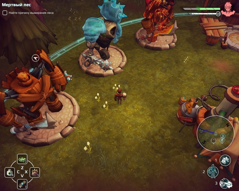 Goliath [Update 2] (2016) PC - Скриншот 2