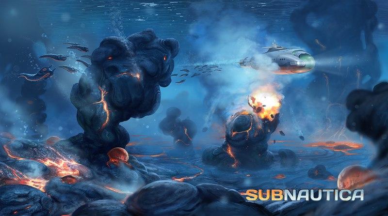 Subnautica ver. 34019 (2016) PC - Скриншот 3