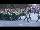 Генеральная репетиция Парада на пл.Советов г.Улан-Удэ 07.05.2016г(1 часть).