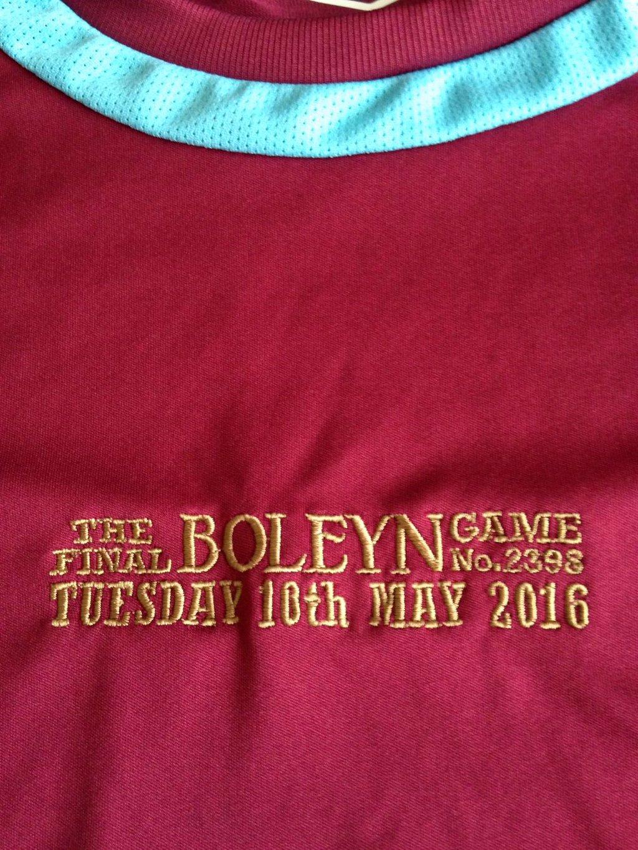 Good Bye, Boleyn. Вест Хэм прощается со своим стадионом - изображение 1