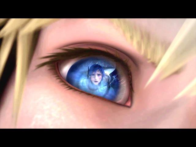 【HD 1080p】True HD Kingdom Hearts Birth By Sleep Trailer