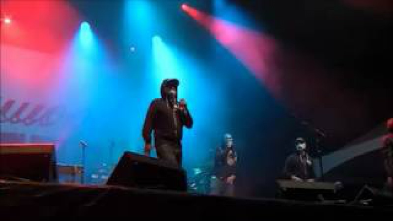 Hollywood Undead - Live @ Woodstock en Beauce 2012