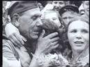 Хроника прибытия демобилизованных солдат на Белорусский вокзал