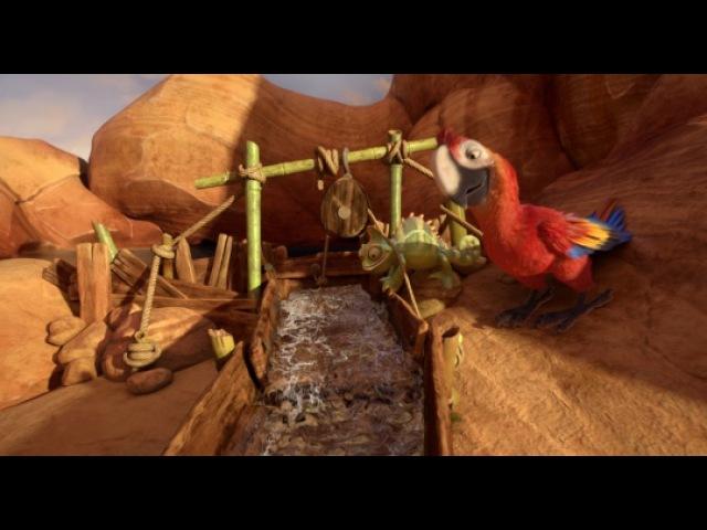 Робинзон Крузо: Очень обитаемый остров / Robinson Crusoe (2016) (Озвученный трейлер)