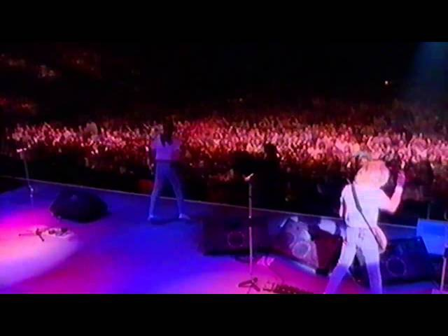 Status Quo Rocking all over the years (Perfect Remedy Tour 1989)