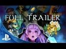 Odin Sphere Leifthrasir - Full Trailer   PS4, PS3, PS Vita
