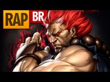 Rap do Akuma (Street Fighter)  Tauz RapTributo 30