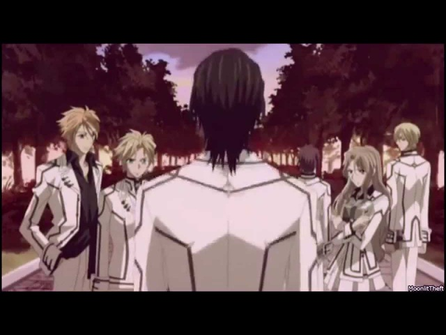 Heart Attack [ Kaname x Eiri ]