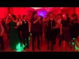 ВИА Негры весёлый флэшмоб в Ramada Almaty Hotel