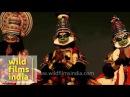 Kathakali Indian classical dance from Kerala