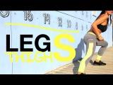 How To Tone Inner Thighs | Leg Exercises