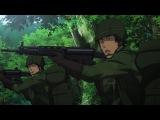 Gate: Jieitai Kanochi nite, Kaku Tatakaeri (2016) 2 сезон 11 серия озвучка (OVERLORDS)