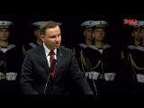 Wystąpienie prezydenta Andrzeja Dudy z okazji 77. rocznicy wybuchu II wojny światowej
