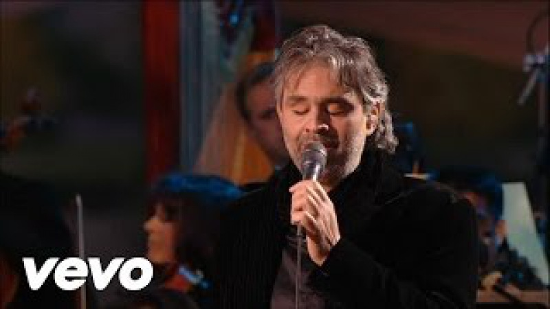 Andrea Bocelli Canzoni stonate Live From Lake Las Vegas Resort USA 2006