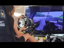 Assetto Corsa (PS4) Imola Ferrari GT2 458 Hotlap (1:47:445) - Thrustmaster T300RS