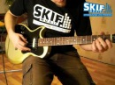 Gibson Les Paul Deluxe Sonex 180 USA 1981 LEFT HAND
