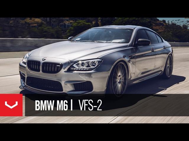 BMW M6 | Gran Coupe | Vossen VFS-2