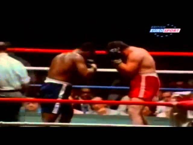 Joe Frazier vs Ron Stander