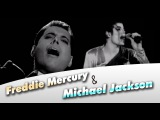 Michael Jackson &amp Freddie Mercury - There Must Be More to Life Than This (Video Clip)