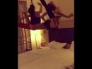 Художественные гимнастки Дарья Мишина и Александра Винюкова Отель Park Inn by Radisson Kazan